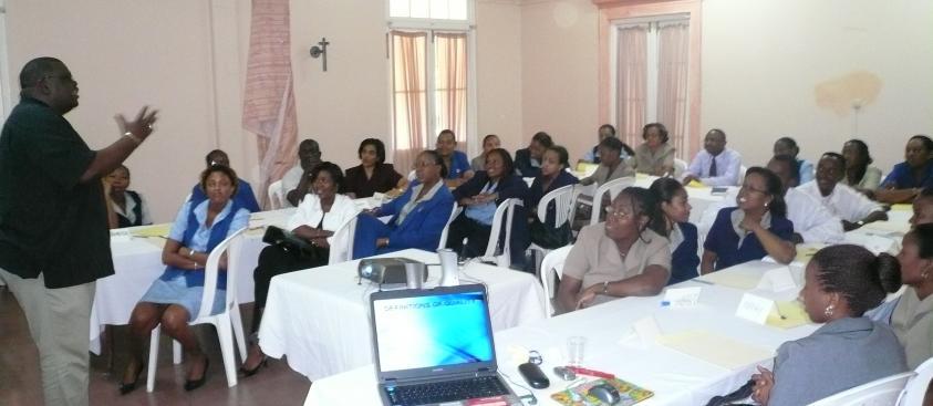 Quality Management Workshop Kingston Jamaica